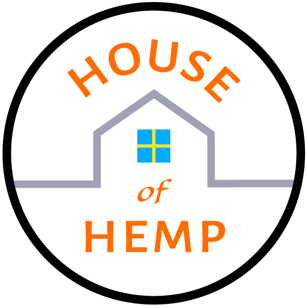 House of Hemp biobaserad bygg material